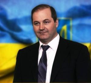 Заєць Олександр Віталійович Голова Києво-Святошинської районної державної адміністрації 2012 рік