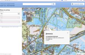 публічна кадастрова карта вулиця Боголюбова село Софіївська Борщагівка