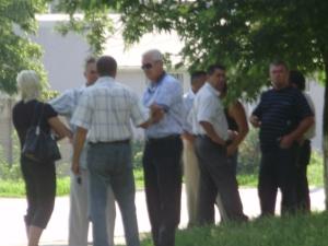 село Софіївська Борщагівка 05.07.2011 р рейдери депутати