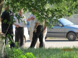 село Софіївська Борщагівка 05.07.2011 р рейдери ТОВ Домінант плюс