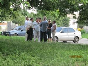 Рейдери ТОВ Домінант плюс село Софіївська Борщагівка 05.07.2011 року редерський захват 43