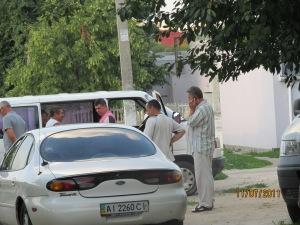 Рейдери ТОВ Домінант плюс село Софіївська Борщагівка 05.07.2011 року редерський захват 46