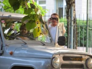 село Софіївська Борщагівка 05.07.2011 р рейдери Холодницький Н.І