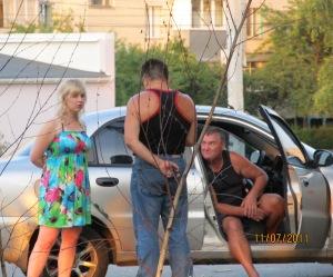 Рейдери ТОВ Домінант плюс село Софіївська Борщагівка 05.07.2011 року редерський захват 51