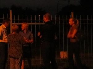 Рейдери ТОВ Домінант плюс село Софіївська Борщагівка 05.07.2011 року редерський захват 60