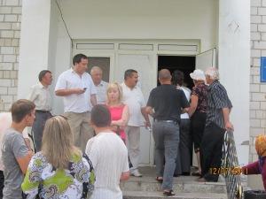 Рейдери ТОВ Домінант плюс село Софіївська Борщагівка 05.07.2011 року редерський захват 66
