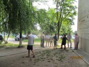 Рейдери ТОВ Домінант плюс село Софіївська Борщагівка 05.07.2011 року редерський захват 71