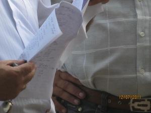 Рейдери ТОВ Домінант плюс село Софіївська Борщагівка 05.07.2011 року редерський захват 73