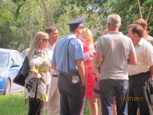 Рейдери ТОВ Домінант плюс село Софіївська Борщагівка 05.07.2011 року редерський захват 78