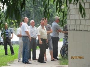 Рейдери ТОВ Домінант плюс село Софіївська Борщагівка 05.07.2011 року редерський захват 79