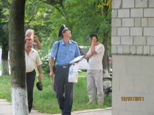 Рейдери ТОВ Домінант плюс село Софіївська Борщагівка 05.07.2011 року редерський захват 80