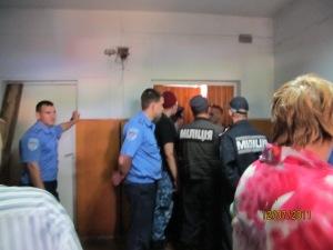 Рейдери ТОВ Домінант плюс село Софіївська Борщагівка 05.07.2011 року редерський захват 82