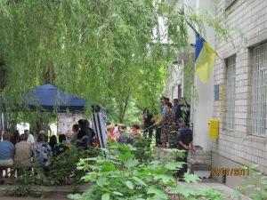 Рейдери ТОВ Домінант плюс село Софіївська Борщагівка 05.07.2011 року редерський захват 89