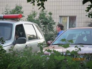 Рейдери ТОВ Домінант плюс село Софіївська Борщагівка 05.07.2011 року редерський захват 103