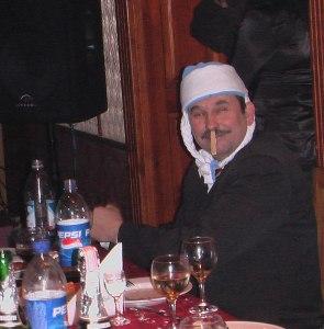 сільський голова Кудрик о.т. Софіївсько-Борщагівська сільська рада святкує