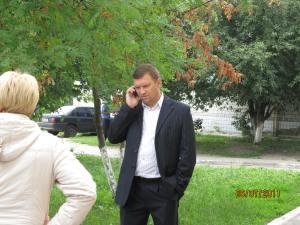 начальник Києво-Святошинської РВ ГУ МВС України