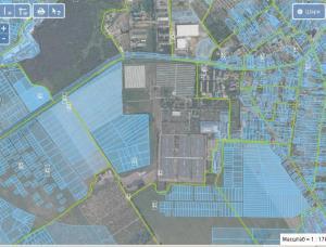 конихов кадастрова карта 23.12.2015 року