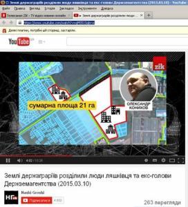 Конихов село Софіївська Борщагівка 21 га