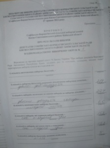 округ №7 вибори 27.05.2012 року