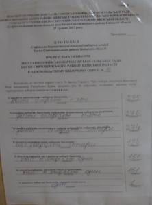округ №16 вибори 27.05.2012 року
