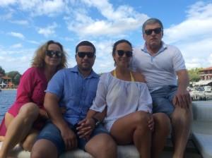 Кривобок родина