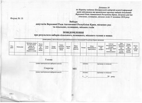 ЦВК 12.02.2015 року бланки 1