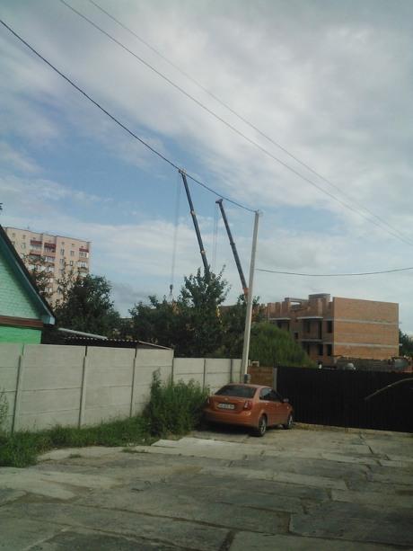 Будівництво Достатнього село Софіївська Борщагівка вулиця Берегова
