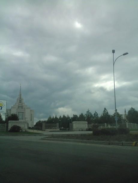 церква мормон масон село Софіївська Борщагівка