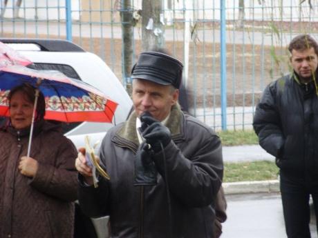 Тимофієв володимір опанасович був мером Ляшка штаб